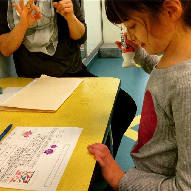 Julie Philippon @mamanbooh enfants handicapés malades formulaire
