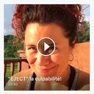 """""""EJECT"""" la culpabilité! par Julie Philippon alias Mamanbooh"""