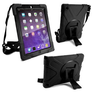 ÉTUI TUFF LUV ARMOUR GUARD POUR IPAD