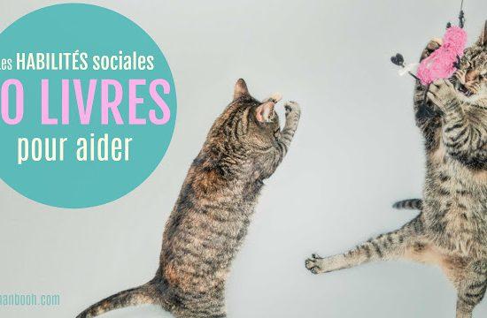 Habiletés sociales: suggestions de lecture!