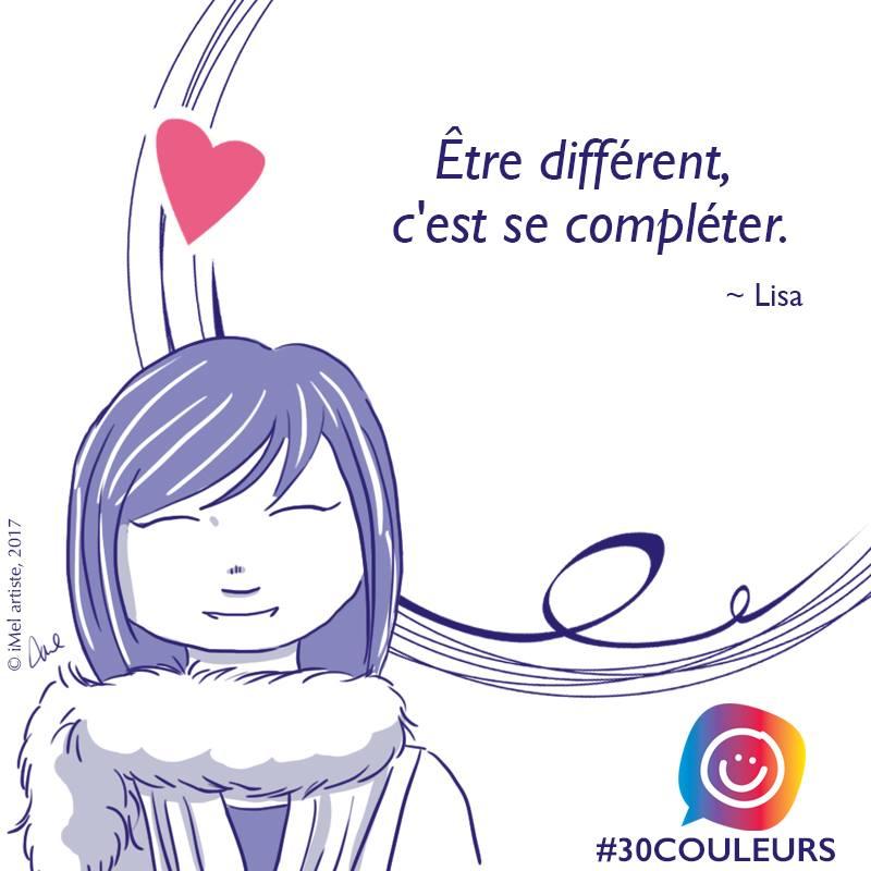 Diversité corporelle: l'histoire de Lisa