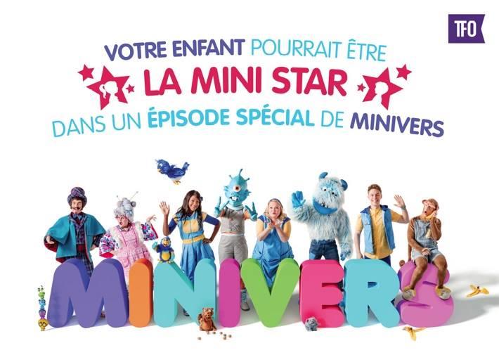 Minivers: nouvelle série chez Mini TFO!