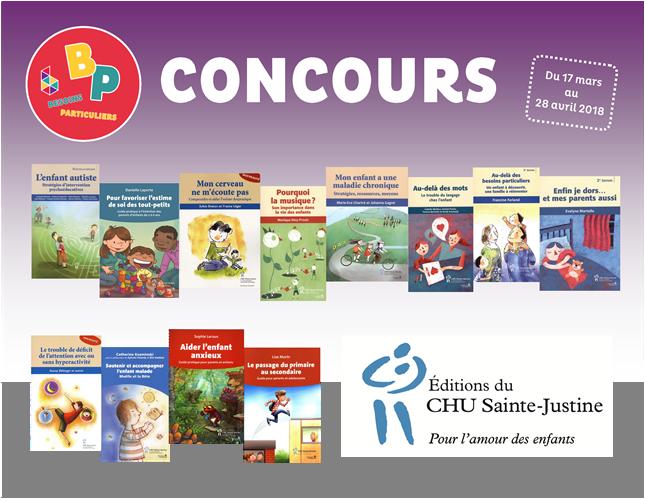Besoins particuliers: bibliothèque de Mirabel #concours