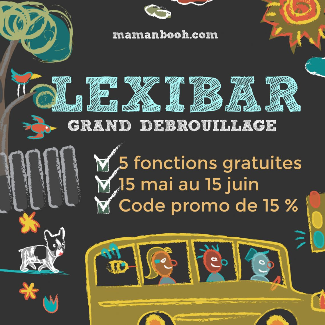 LEXIBAR: GRAND DÉBROUILLAGE