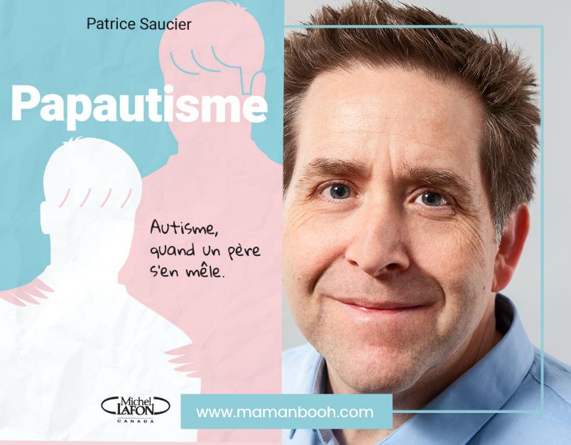 Papautsime: entrevue avec Patrice Saucier, auteur