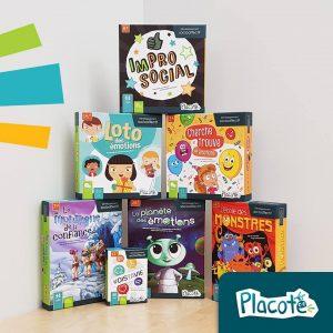 Les nouveaux jeux de Placote!