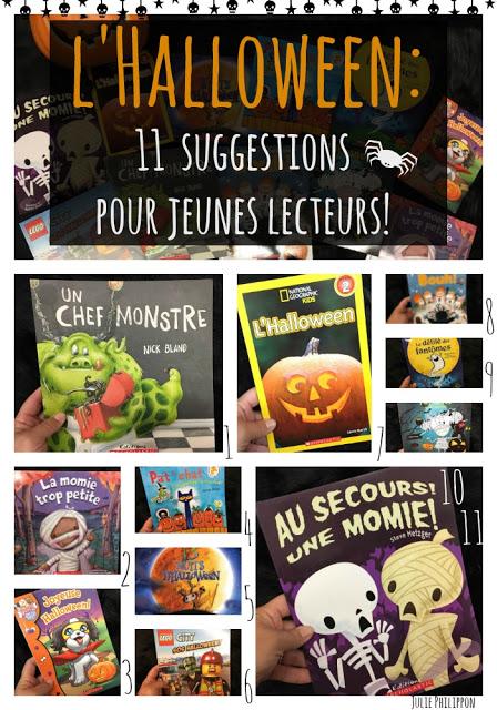 Halloween: 11 suggestions de lecture pour les plus jeunes