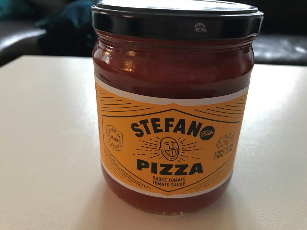 Sauces Stefano