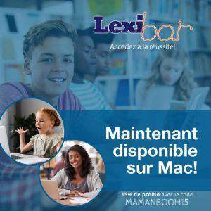 Lexibar code promo