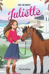 Livre Juliette à Athènes