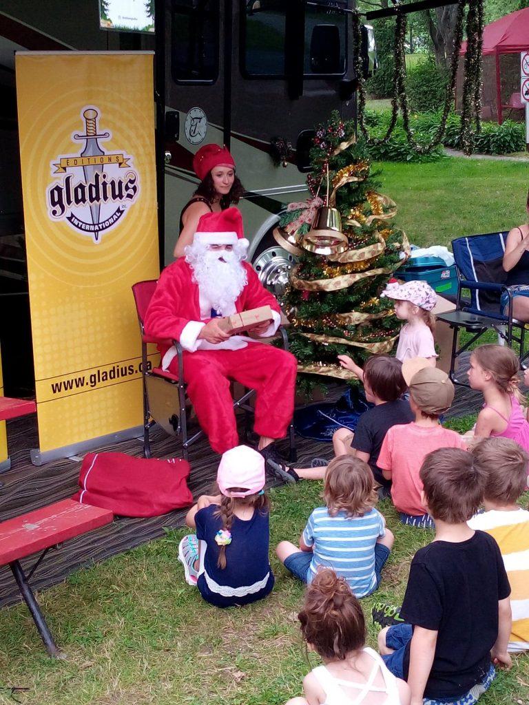 Père Noel Gladius
