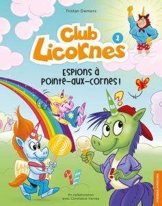 Club licorne BD