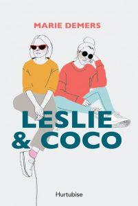 livre leslie & coco