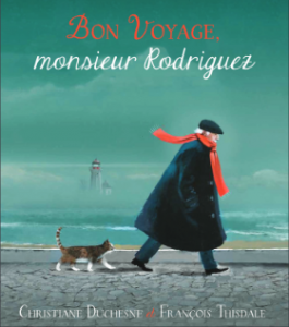 Monsieur Rodrigez chez Scholastic