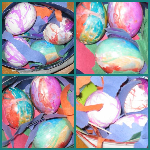 Joyeuses Pâques: des cocos si simples à faire!