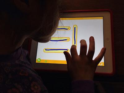 iPad + dyspraxie = espoir!
