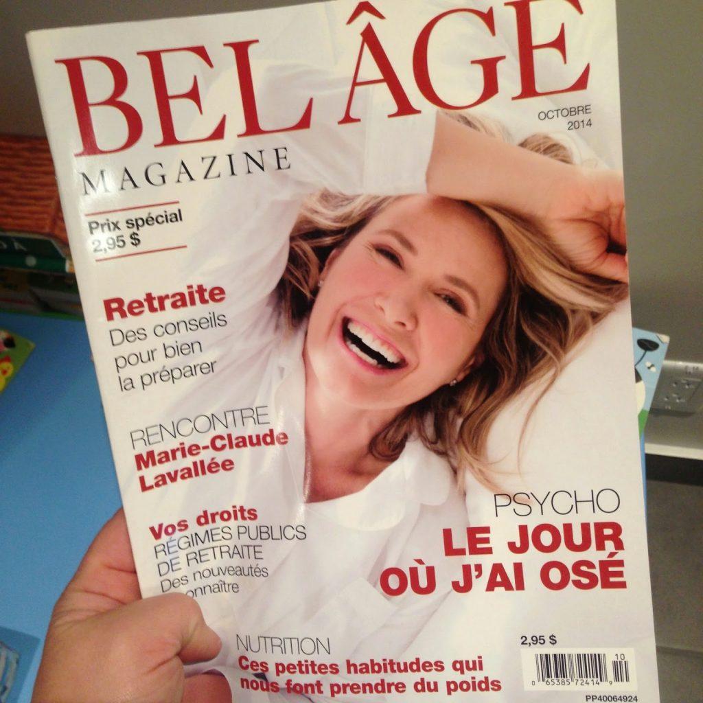 Julie Philippon Bel Âge oser