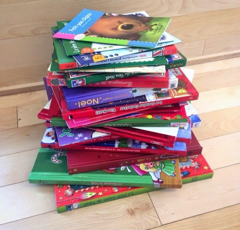 Suggestions de livres de Noël pour enfant