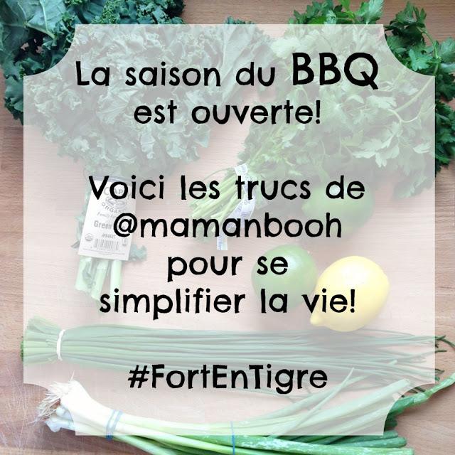 Julie Philippon Châtelaine @mamanbooh BBQ
