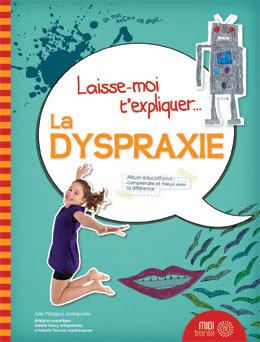 Mon nouveau livre sur la dyspraxie Julie Philippon