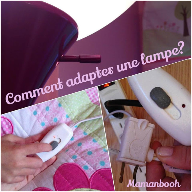Comment adapter une lampe! #autonomie #handicap