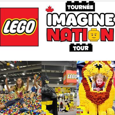 Tournée Imagine Nation LEGO® s'arrête à Montréal Julie Philippon