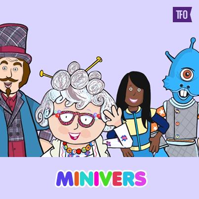 L'application de MINIVERS de TFO
