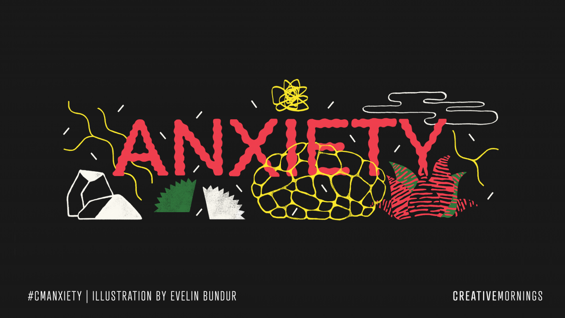 L'anxiété est le sujet de janvier