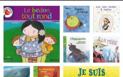 Diversité corporelle: 10 livres pour en parler avec les enfants du primaire!