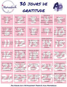 Et si prendre soin de soi passait par la gratitude?