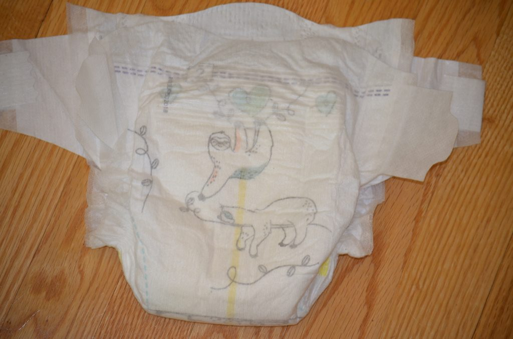 Collection Pampers Pure