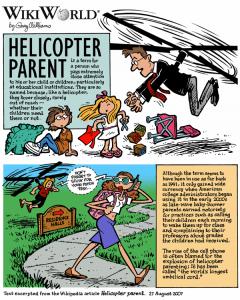 Parent hélicoptère