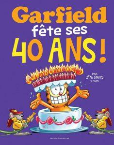 Concours Garfield fête ses 40 ans.