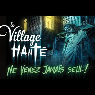 Village Hanté village québécois d'antan