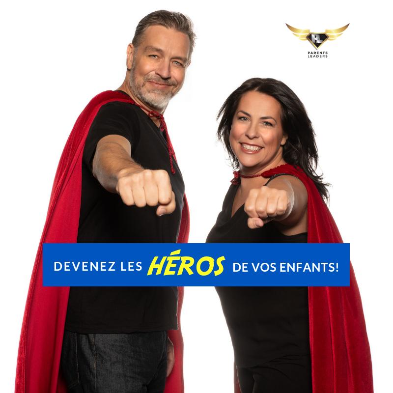 Devenez le héros de votre enfant