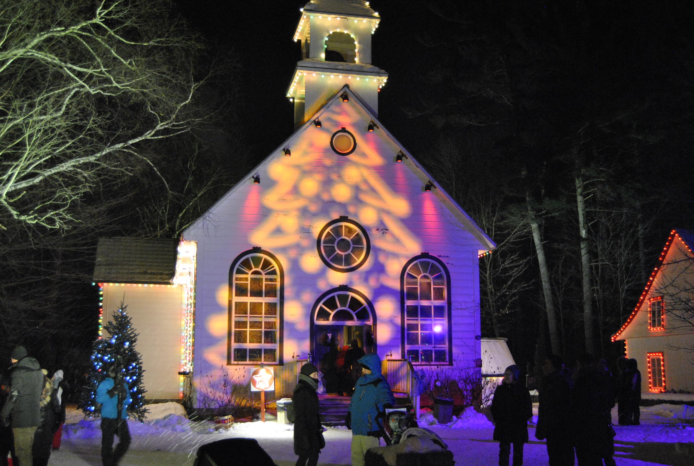 Une visite féérique au Village illuminé Desjardins: vive les traditions!