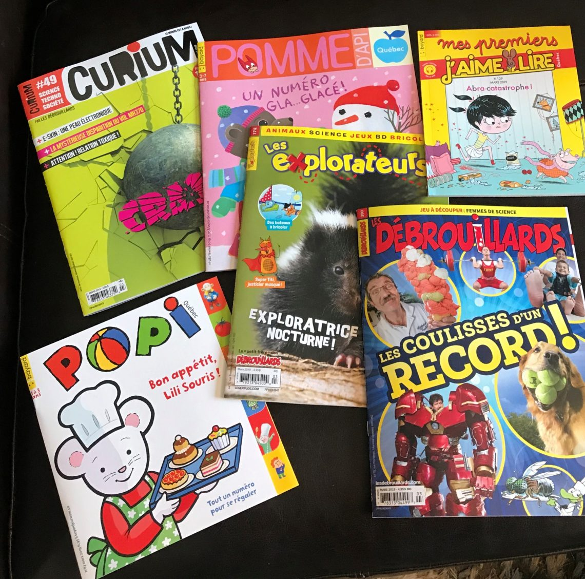 Mois des Magazines Jeuinesse, 7e édition