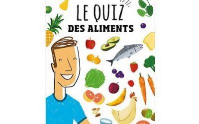 Une idée cadeau originale pour les professeurs : Le Quiz des aliments Ricardo
