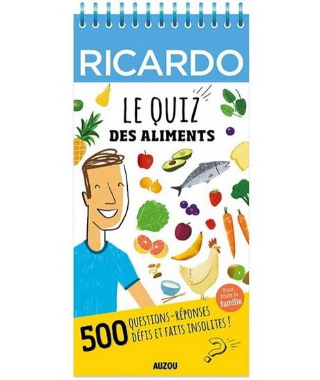 Quiz Ricardo les aliments