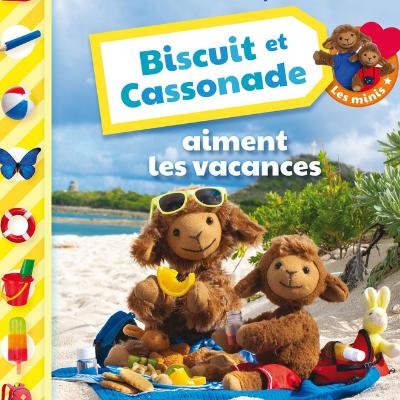Livre pour enfant Biscuit et Cassonade