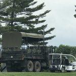 Le camion de brousse pour partir en expédition safari
