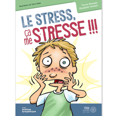 livre stress des enfants