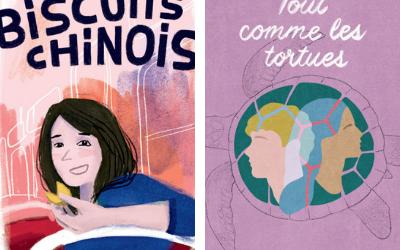 Deux belles lectures d'automne pour vos grands enfants
