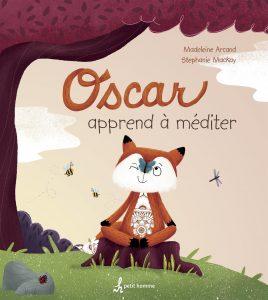 Oscar apprend à méditer