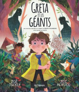 livre pour enfant Greta thunberg