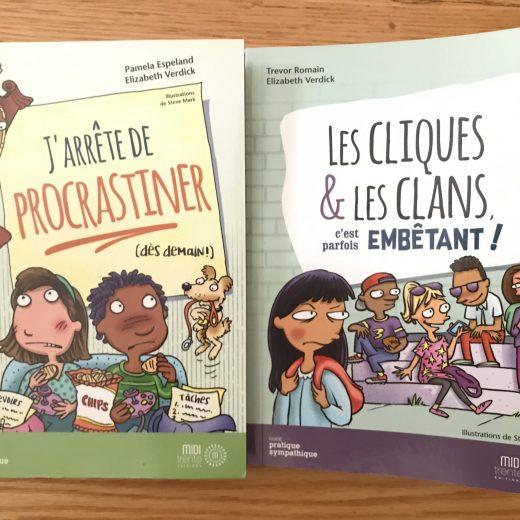 Guide Pratique Sympathique chez Midi Trente. Procrastination, Cliques et clans